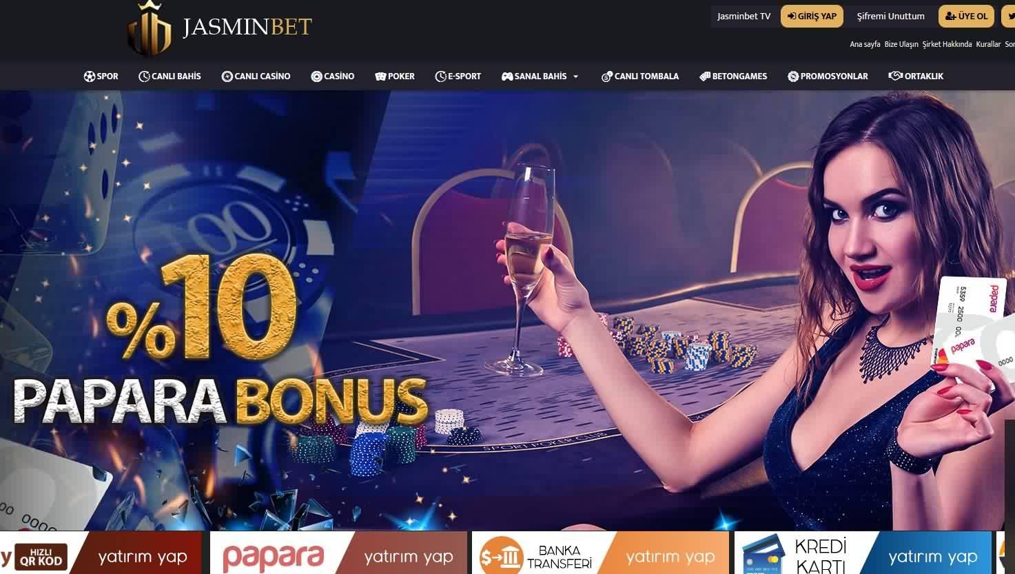 Betway casino signup bonus